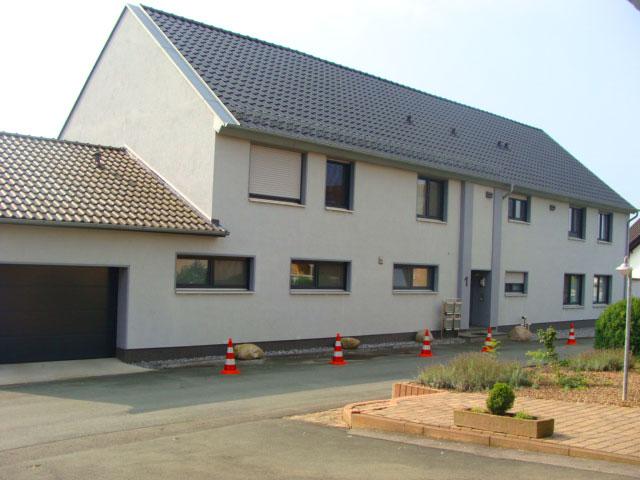 Umbau in Alfen