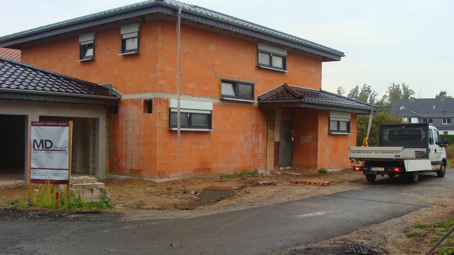 Einfamilienhaus in Lipperbruch
