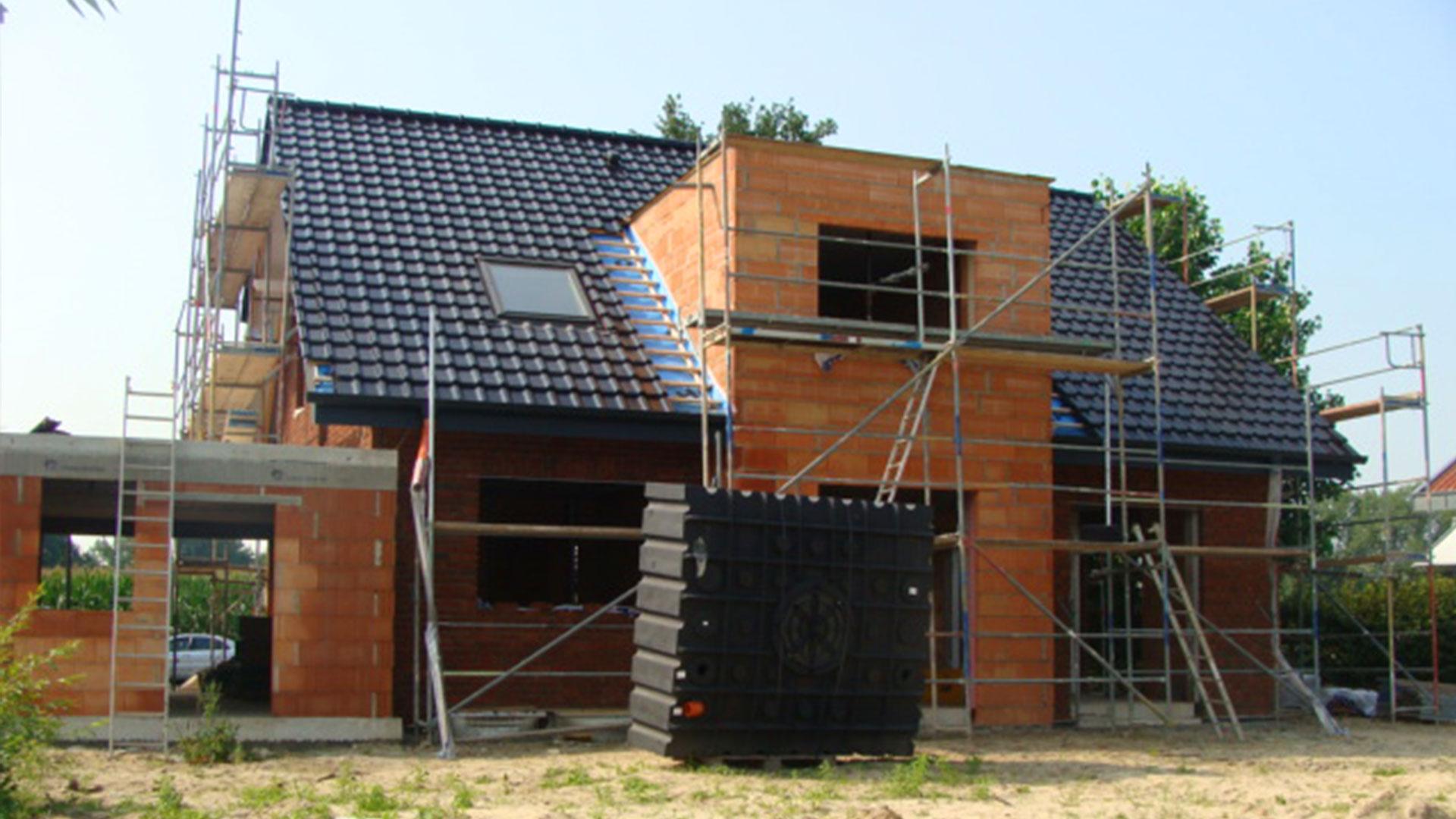 Einfamilienhaus in Holsen