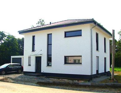 Rohbauarbeiten Behrens Bau GmbH