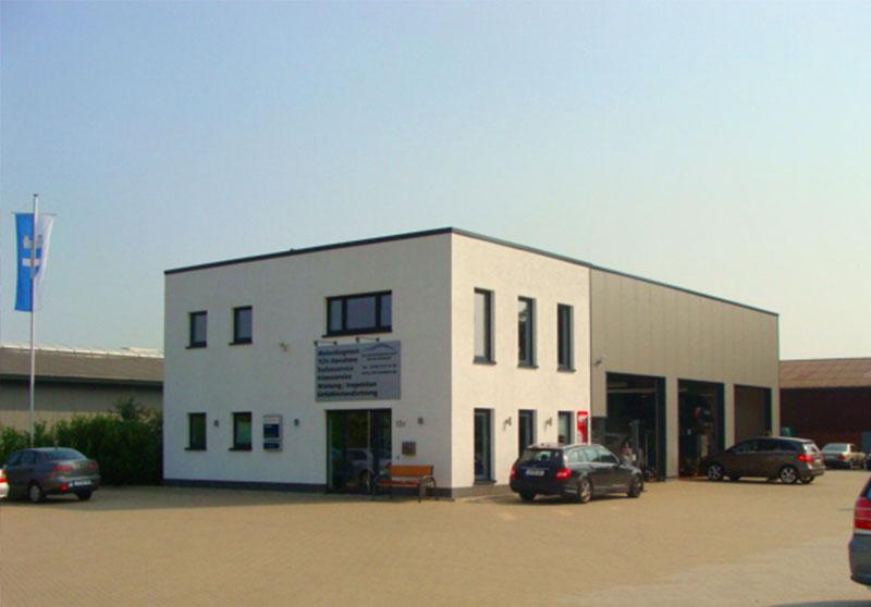 Automobilwerkstatt in Geseke