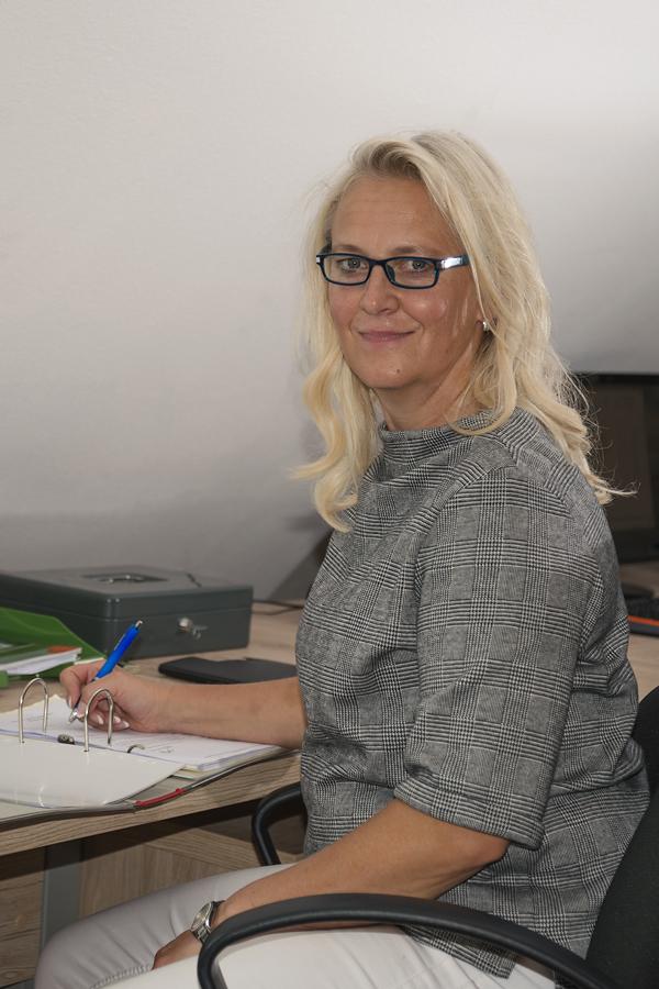 Susanne Behrens - Verwaltung